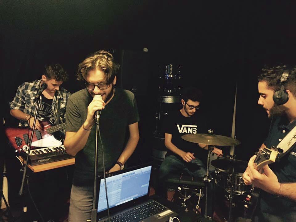 Risultati immagini per The Noiserz è una band electro-rock