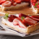 crostata fragola