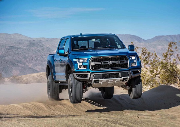 Ford F-150 Raptor my 2019
