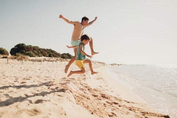 spiagge bambini