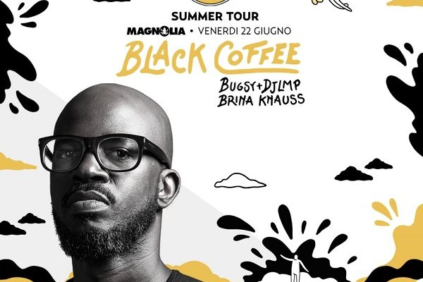 black coffee dj