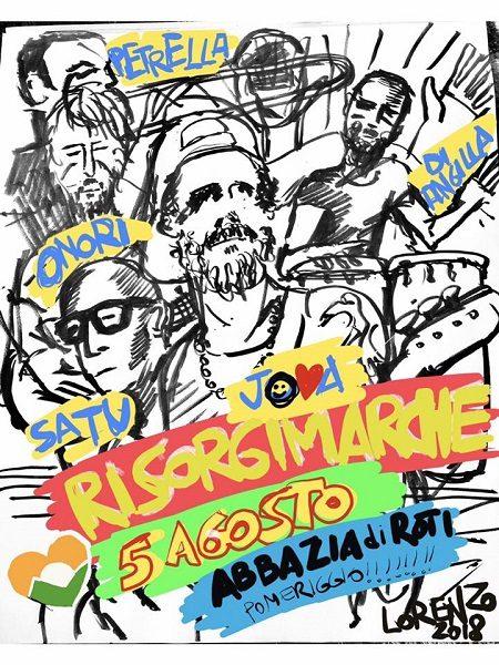 Risorgimarche 2020 Calendario.Jovanotti Il 5 Agosto Concerto A Sorpresa Per La Chiusura