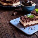 sbriciolata senza cottura al cioccolato