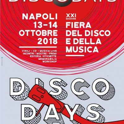 disco days ottobre 2018
