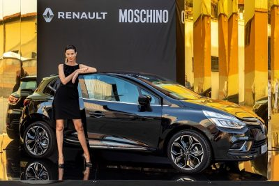 Renault Clio Moschino 2019
