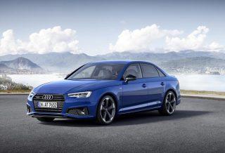Audi A4 Model Year 2019