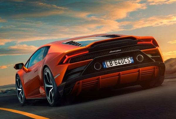 Lamborghini Huracàn Evo