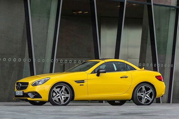Mercedes Benz Classe SLC Final Edition