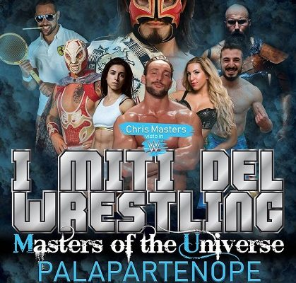 I Miti del Wrestling: Masters of the Universe