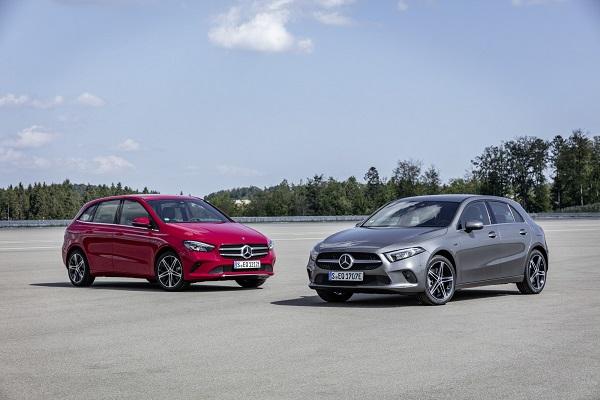Mercedes Benz classe A e B