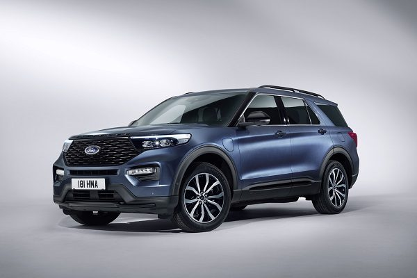 Ford Explorer PHEV 2020