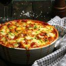 Tortellini al forno gratinati