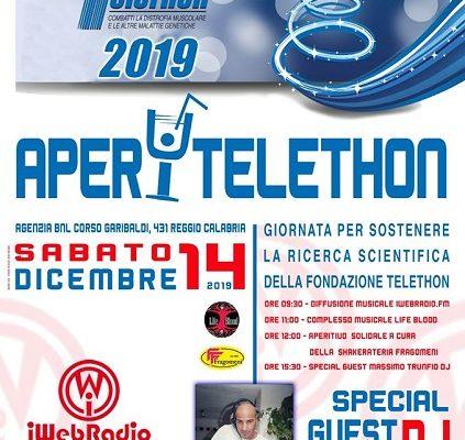 iwebradio - telethon 2019
