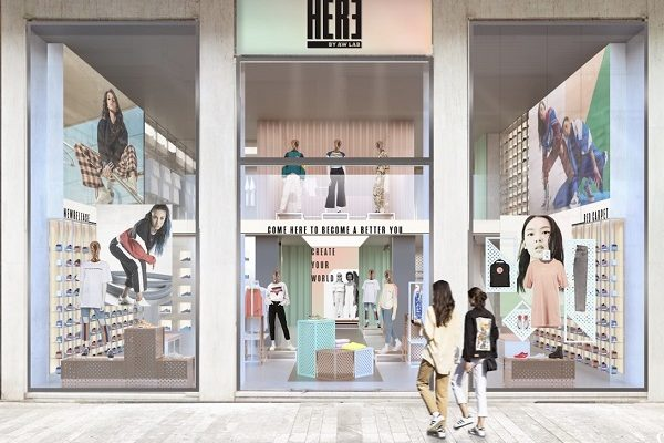 HERE by AW LAB
