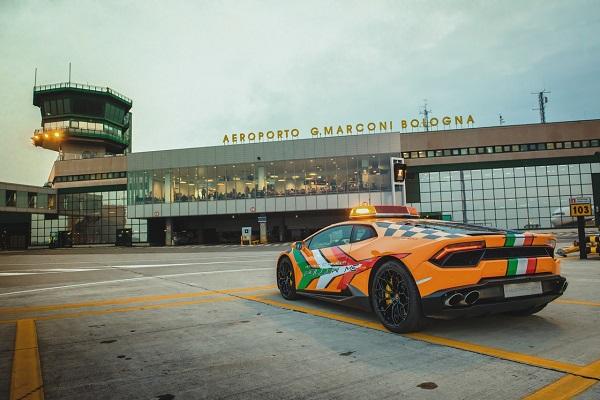 Lamborghini Huracán RWD Follow Me