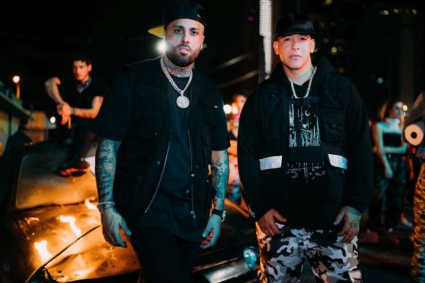 nicky jam - daddy yankee