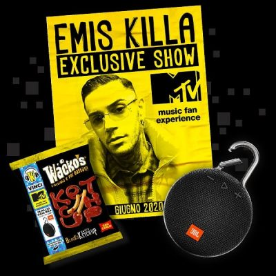 Wacko's MTV Music Fan Experience