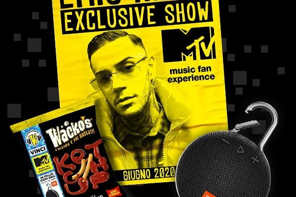 Wacko's MTV Music Fan Experience