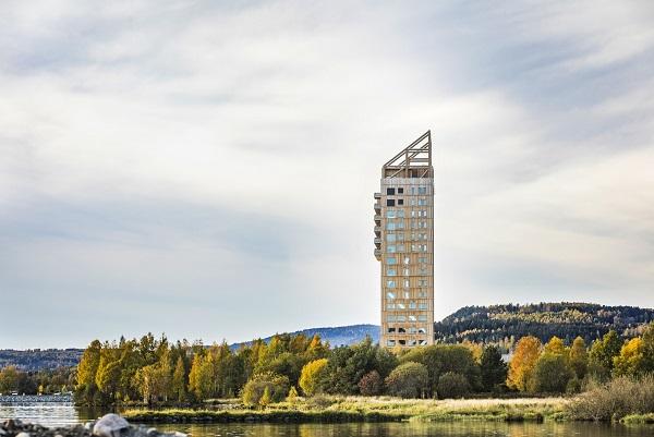 Wood Hotel norvegia