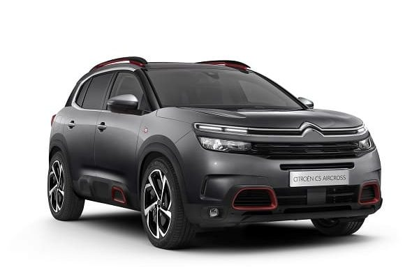 citroen c5 aircross c-series