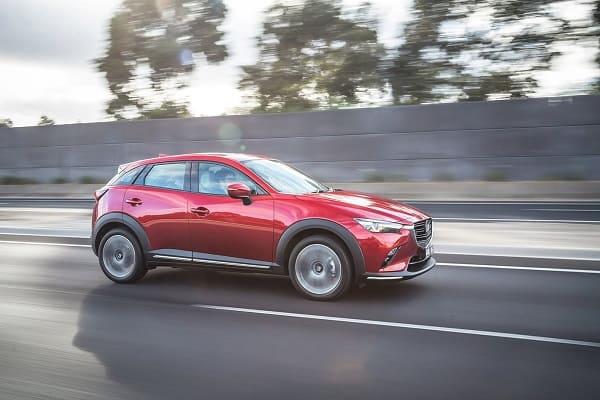 Mazda CX-3 Model Year 2020