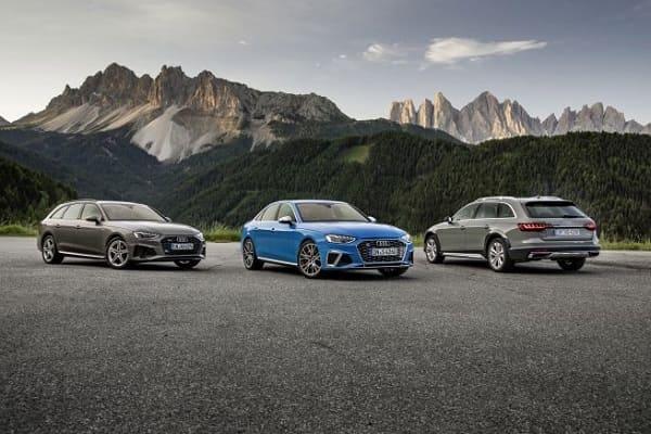 Audi A4 MY 2020
