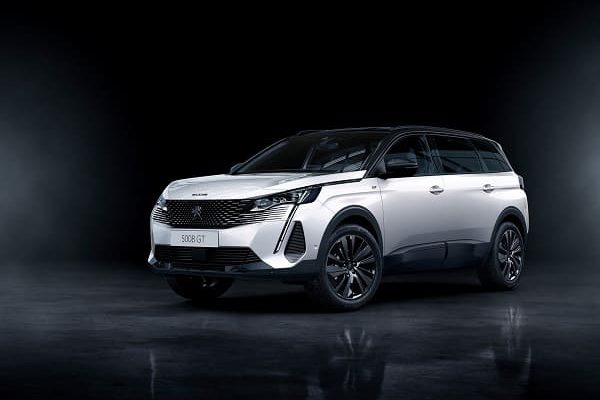 Peugeot 5008 restyling