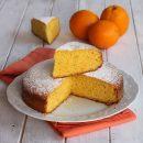 torta pan d'arancia