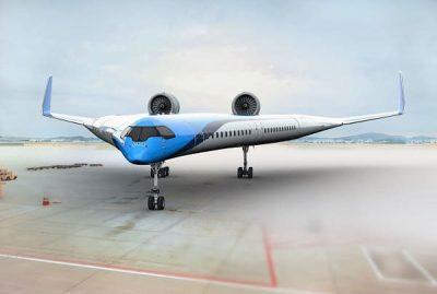 velivolo Flying-V