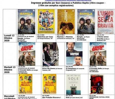 Premio Cinema Giovane & Festival delle Opere Prime