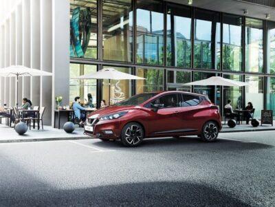 Nissan Micra Model Year 2021