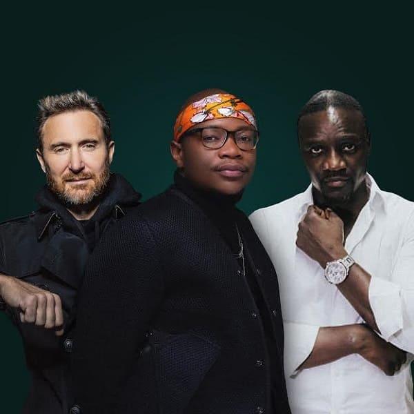 Master Kg - David Guetta - Akon