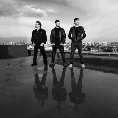 martin garrix - Bono - The Edge