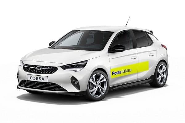Opel Corsa E - poste italiane