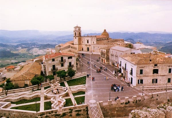 Santa Severina - calabria