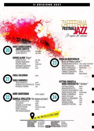 Zafferana Jazz Festival