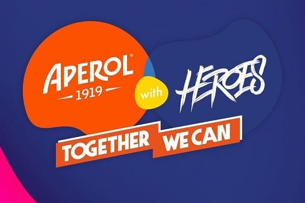 Aperol with Heroes - Together We Can