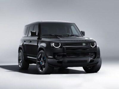 Land Rover Defender Bond Edition