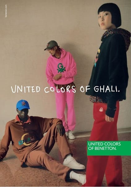 Benetton - Ghali